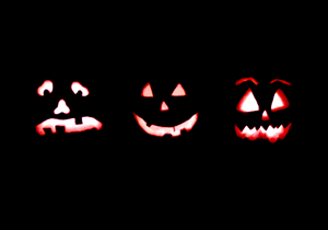 Halloween Pumpkins Faces